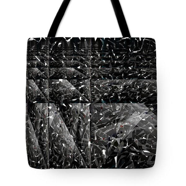 Abstraction Tote Bag by Bobbie Barth