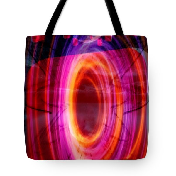 Abstraction Tote Bag by M and L Creations