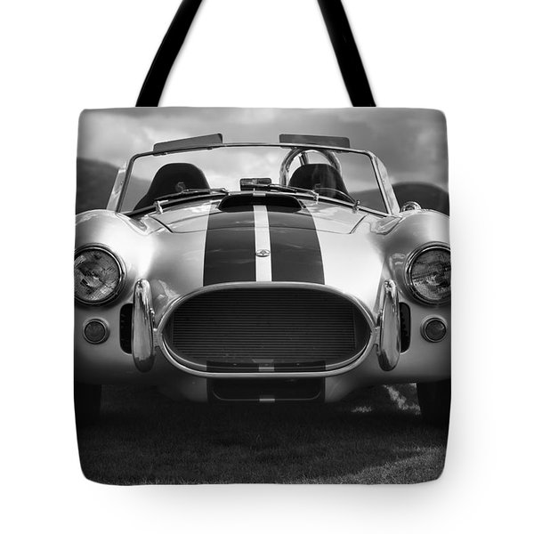 Ac Cobra 427 Tote Bag by Sebastian Musial