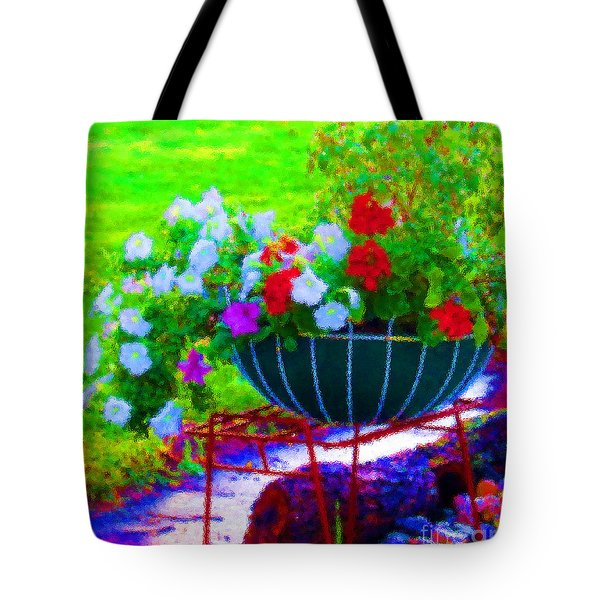Acceptance Tote Bag by Tina M Wenger