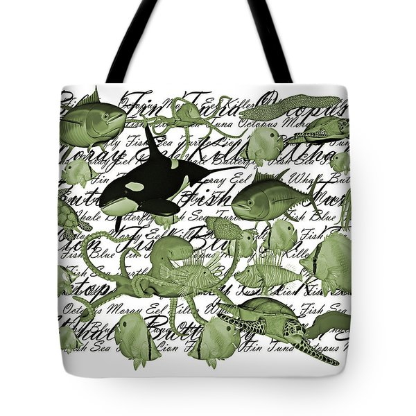 Accord Tote Bag by Betsy C Knapp