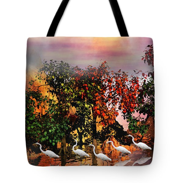 Adventure Pros Tote Bag by Betsy C  Knapp