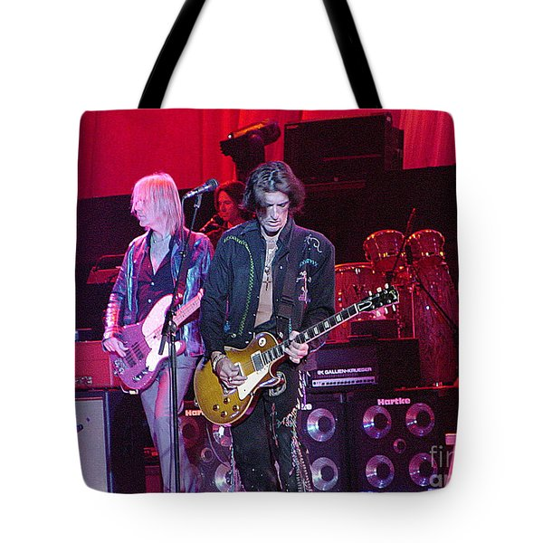 Aerosmith-joe Perry-00019 Tote Bag by Gary Gingrich Galleries