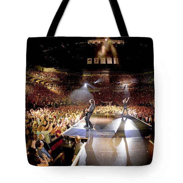 Aerosmith - Minneapolis 2012 Tote Bag by Epic Rights