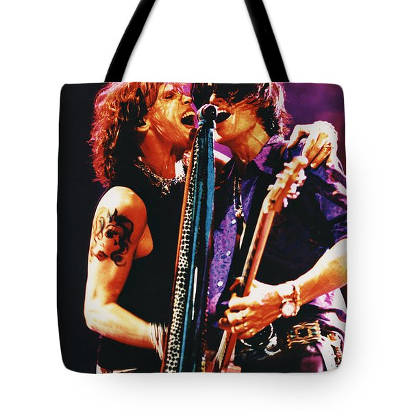 Aerosmith - Toxic Twins Tote Bag by Epic Rights