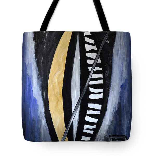 African Inspiration Tote Bag by Eva-Maria Becker