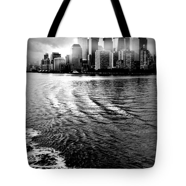 Aft Tote Bag by Diana Angstadt