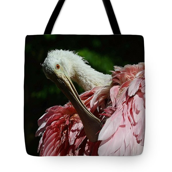 After The Bath Tote Bag by Stuart Harrison