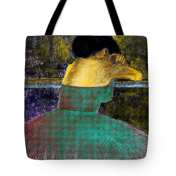 After the Dance Tote Bag by David Patterson