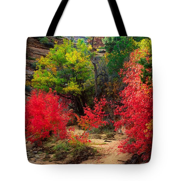 After The Flood Tote Bag by Inge Johnsson