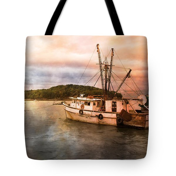 After the Storm Tote Bag by Betsy C  Knapp