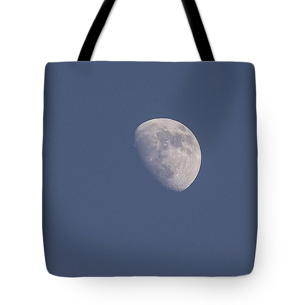 Afternoon Half Moon Tote Bag by Angela A Stanton