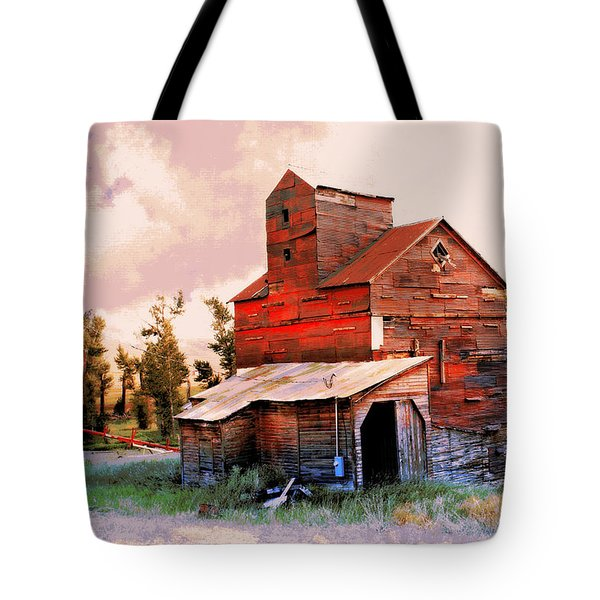 Against The Grain Tote Bag by Marty Koch