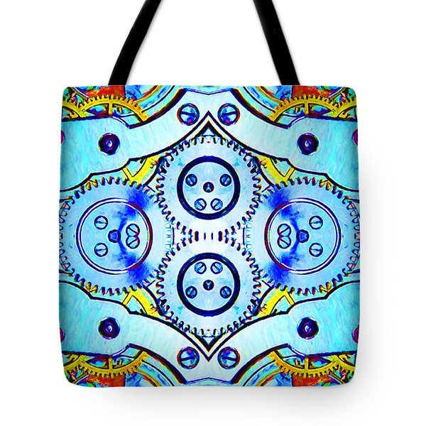 Age Of The Machine 20130605 vertical Tote Bag by Wingsdomain Art and Photography