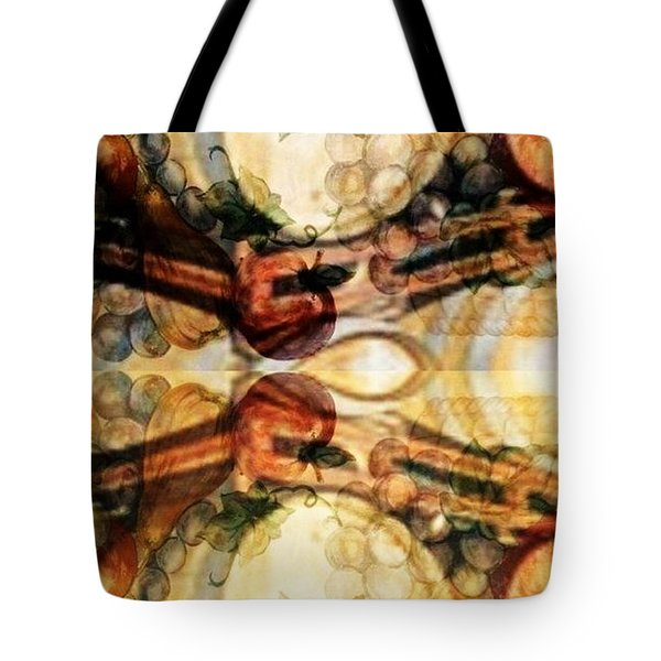Aging Barrels Tote Bag by PainterArtist FIN