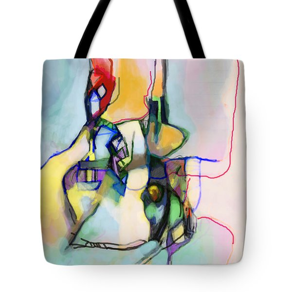aging process 13l Tote Bag by David Baruch Wolk