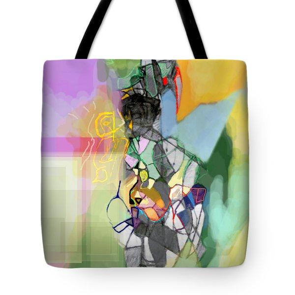 Aging Process 11cf Tote Bag by David Baruch Wolk