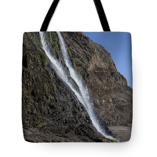 Alamere Falls Tote Bag by Garry Gay