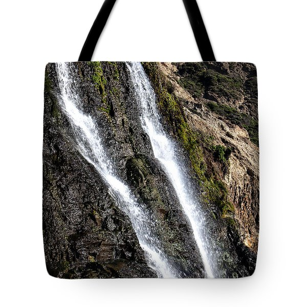 Alamere Falls Two Tote Bag by Garry Gay