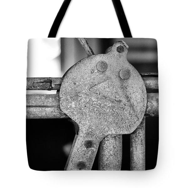 Albers Tote Bag by Christi Kraft
