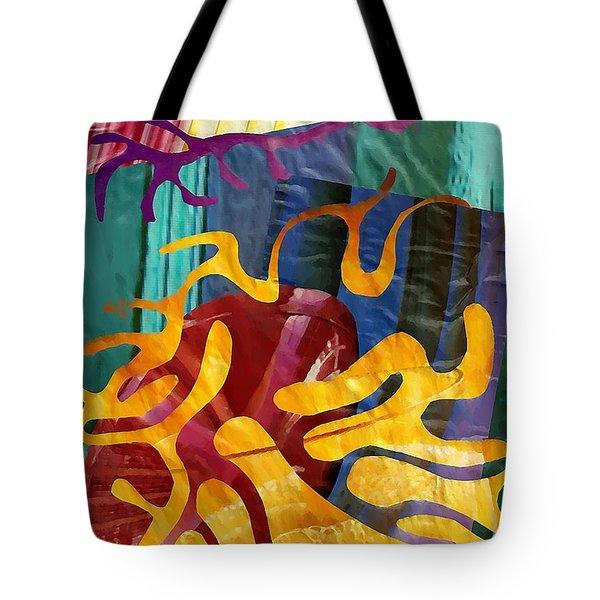 Alegria Tote Bag by Sarah Loft
