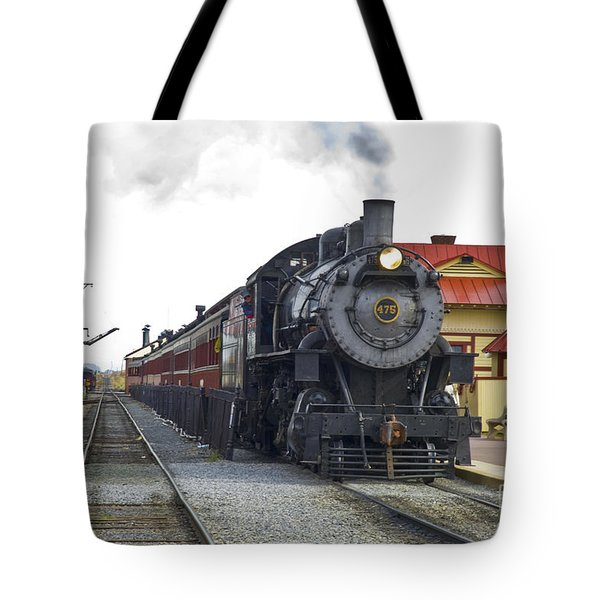 All Aboard Tote Bag by Paul W Faust -  Impressions of Light