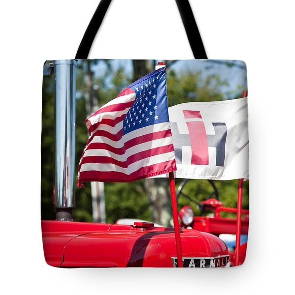 All American Tote Bag by Bill  Wakeley
