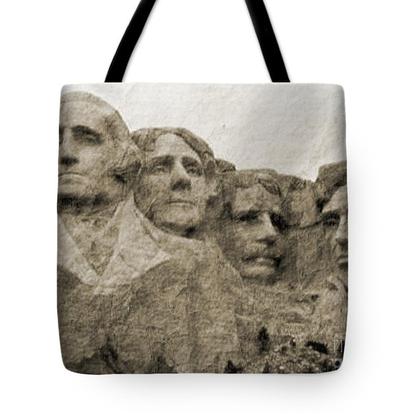 All American Tote Bag by Nena Trapp