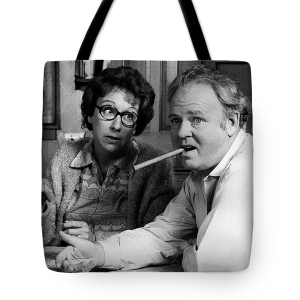 All In The Family Tote Bag by Mountain Dreams