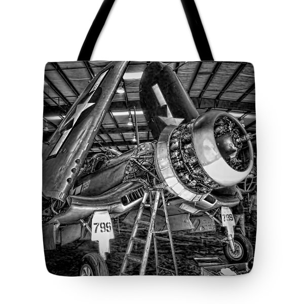 All Opened Up Tote Bag by Dale Jackson