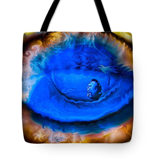 All Seeing Eye Tote Bag by Omaste Witkowski