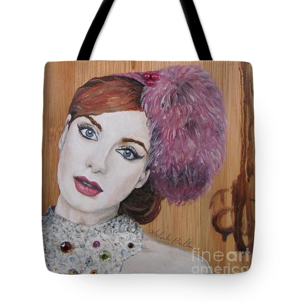 All That Girls Love 1 Tote Bag by Malinda  Prudhomme