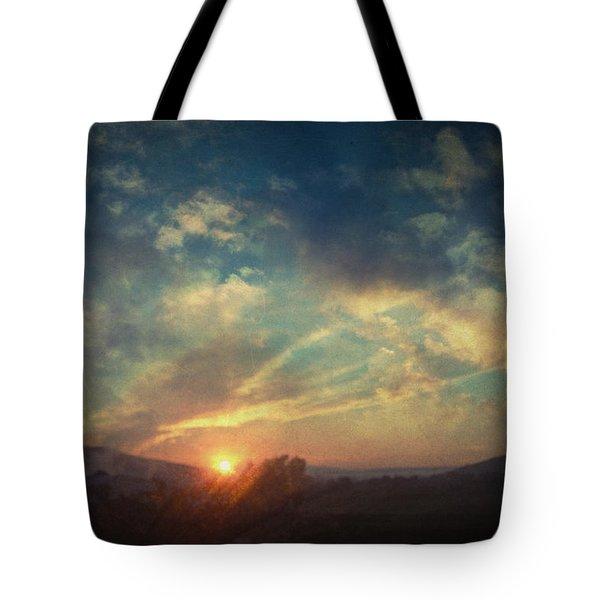 All You Leave Behind Tote Bag by Taylan Apukovska
