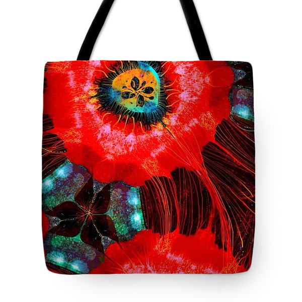 Almost Christmas Tote Bag by Mary Eichert