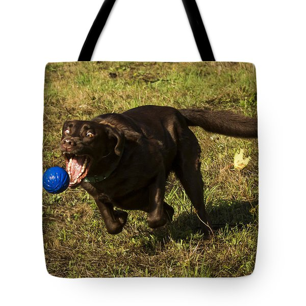 Almost Got it Tote Bag by Jean Noren