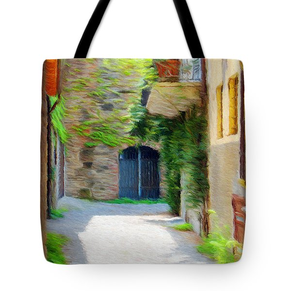 Almost Home Tote Bag by Jeff Kolker