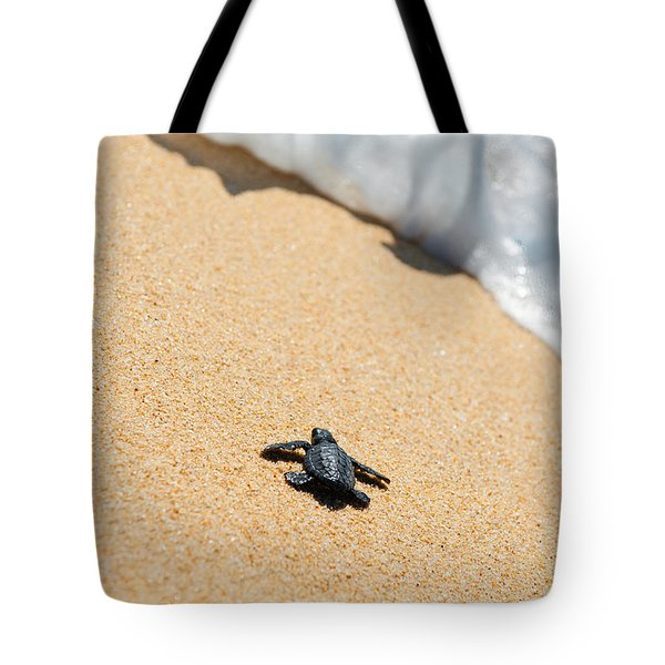 Almost Home Tote Bag by Sebastian Musial