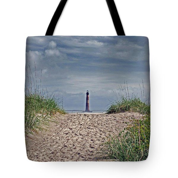 Almost There Tote Bag by Skip Willits