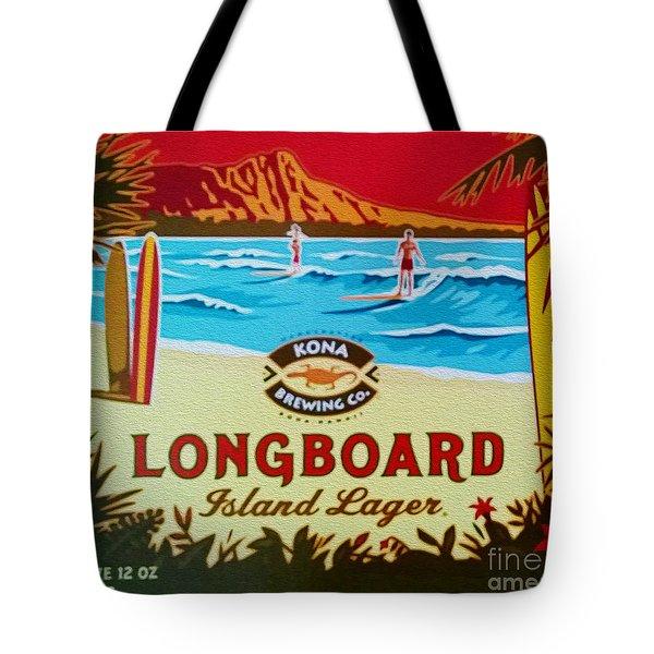 Aloha Series 4 Tote Bag by Cheryl Young