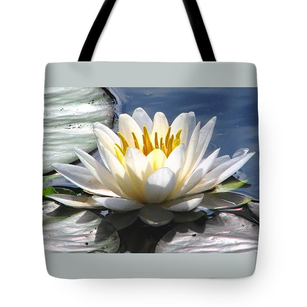 Alone Tote Bag by Angela Davies
