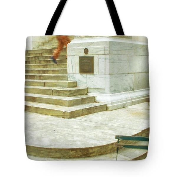 Alone Tote Bag by Karol Livote