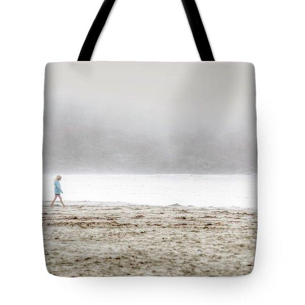 Alone Tote Bag by Lisa Knechtel