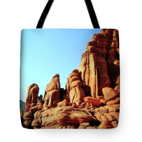 Along The Potash Tote Bag by Marty Koch