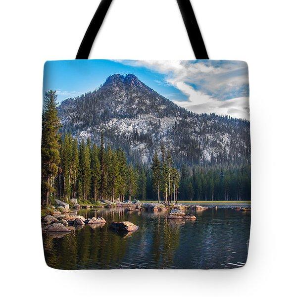 Alpine Beauty Tote Bag by Robert Bales