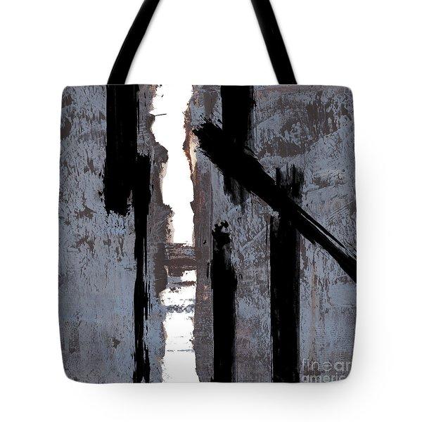 Alternative Edge Il Tote Bag by Paul Davenport