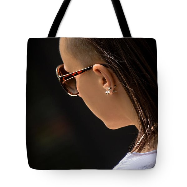 Alternative Figure Tote Bag by Sotiris Filippou