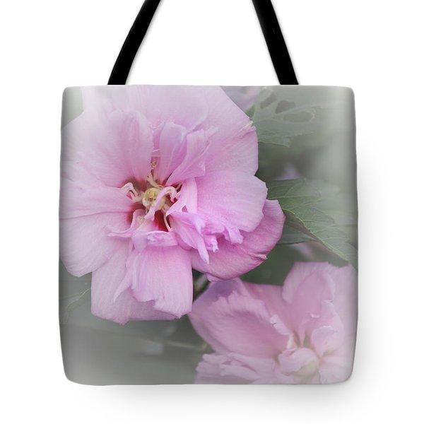 Althea Tote Bag by Karen Beasley
