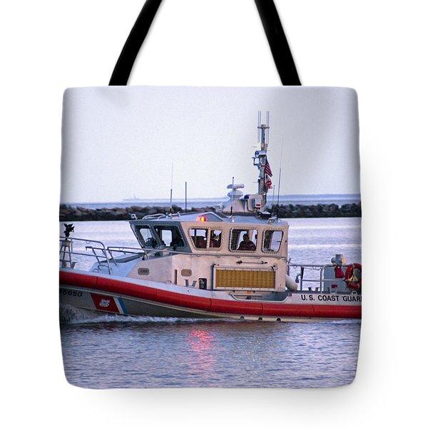 Always On Tote Bag by Joe Geraci