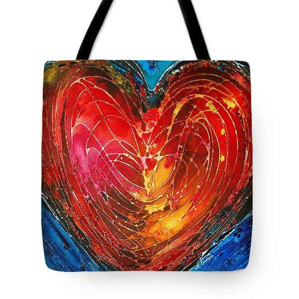 Always Tote Bag by Sharon Cummings