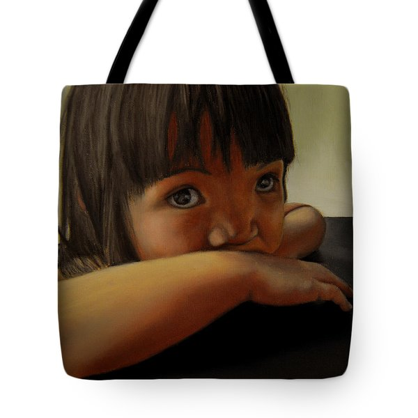 Amelie-an 7 Tote Bag by Thu Nguyen